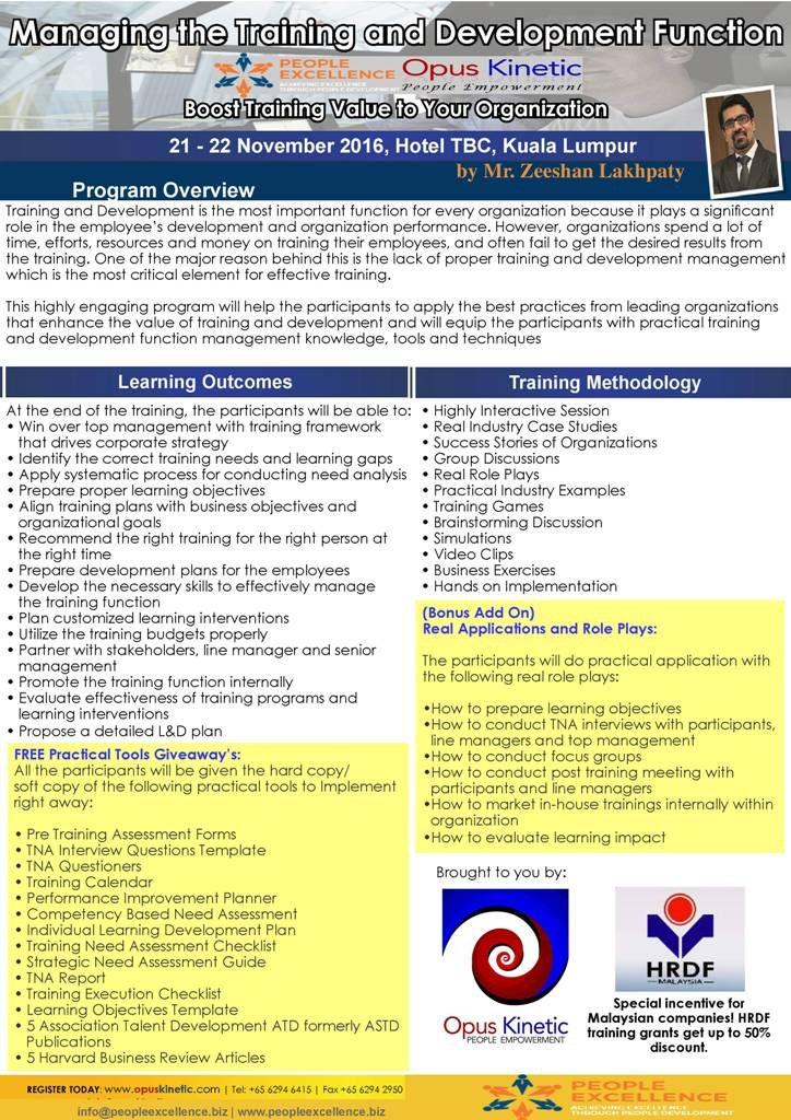 T&D KL Brochure